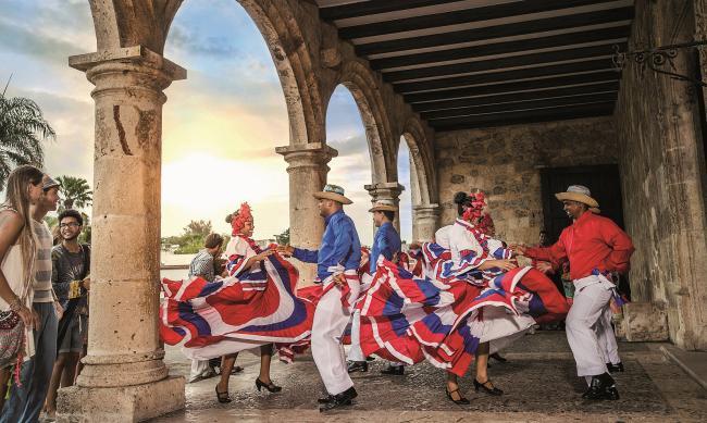 """Xiomarita Pérez: """"El merengue es un baile, no una danza"""""""