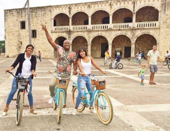 Zona Bici - Ciudad Colonial - República Dominicana