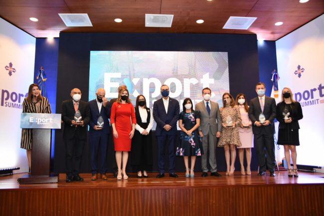 ADOEXPO reconoce siete empresas dominicanas en Export Summit 2020