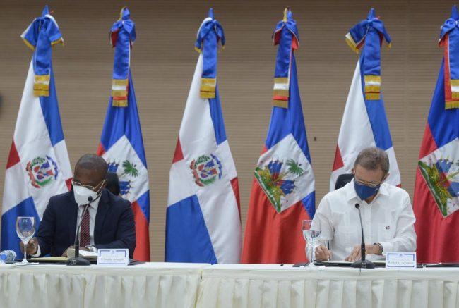 RD y Haití abren canales de comunicación para trabajar en agenda-futuro