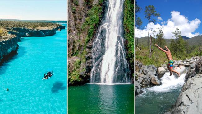 Salto de Aguas Blancas, Valle del Tetero y Parque Nacional Cabo Rojo, tres lugares que debes visitar en RD