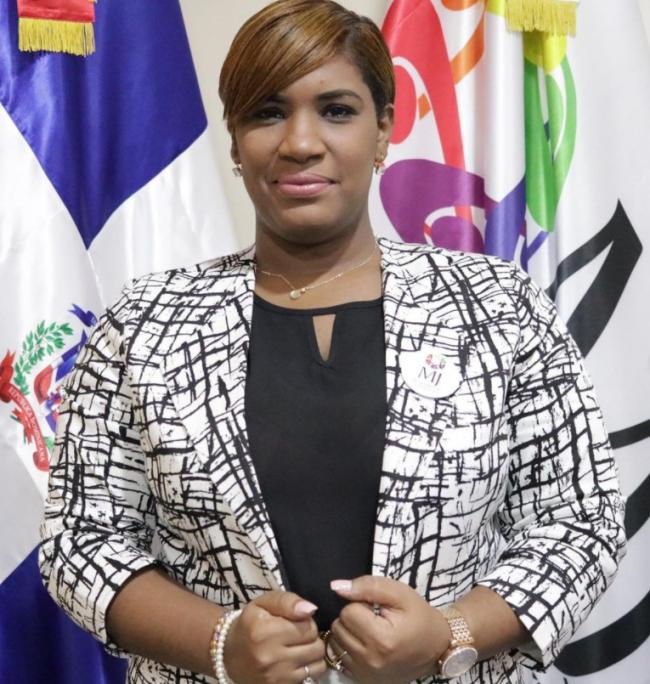 Conoce a Luz Jiménez, nueva ministra de la Juventud, quien sustituye a Kinsberly Taveras
