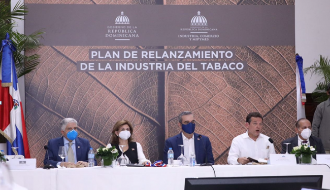 Plan relanzamiento del tabaco