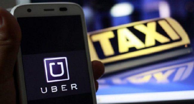 Ciudadanos rechazan Gobierno haya paralizado servicios de Uber en aeropuertos del país