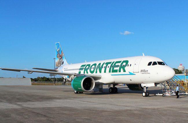 Frontier Airlines ofrecerá en marzo vuelos sin escala desde Miami hasta Punta Cana