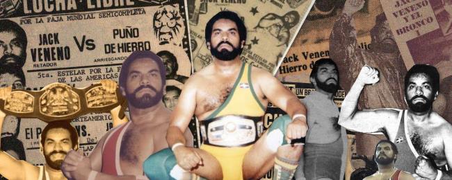 """Jack Veneno, """"Campeón de la Bolita del Mundo"""""""