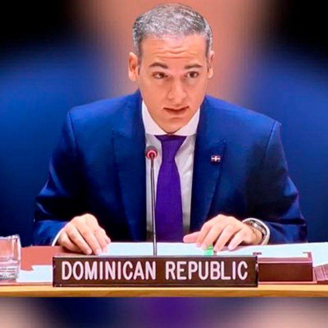 OEA escoge al embajador Josué Fiallo como presidente de la Comisión de  Asuntos Jurídicos y Políticos | Amo Dominicana