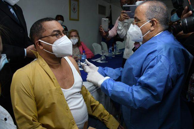 Vacunas COVID-19 República Dominicana