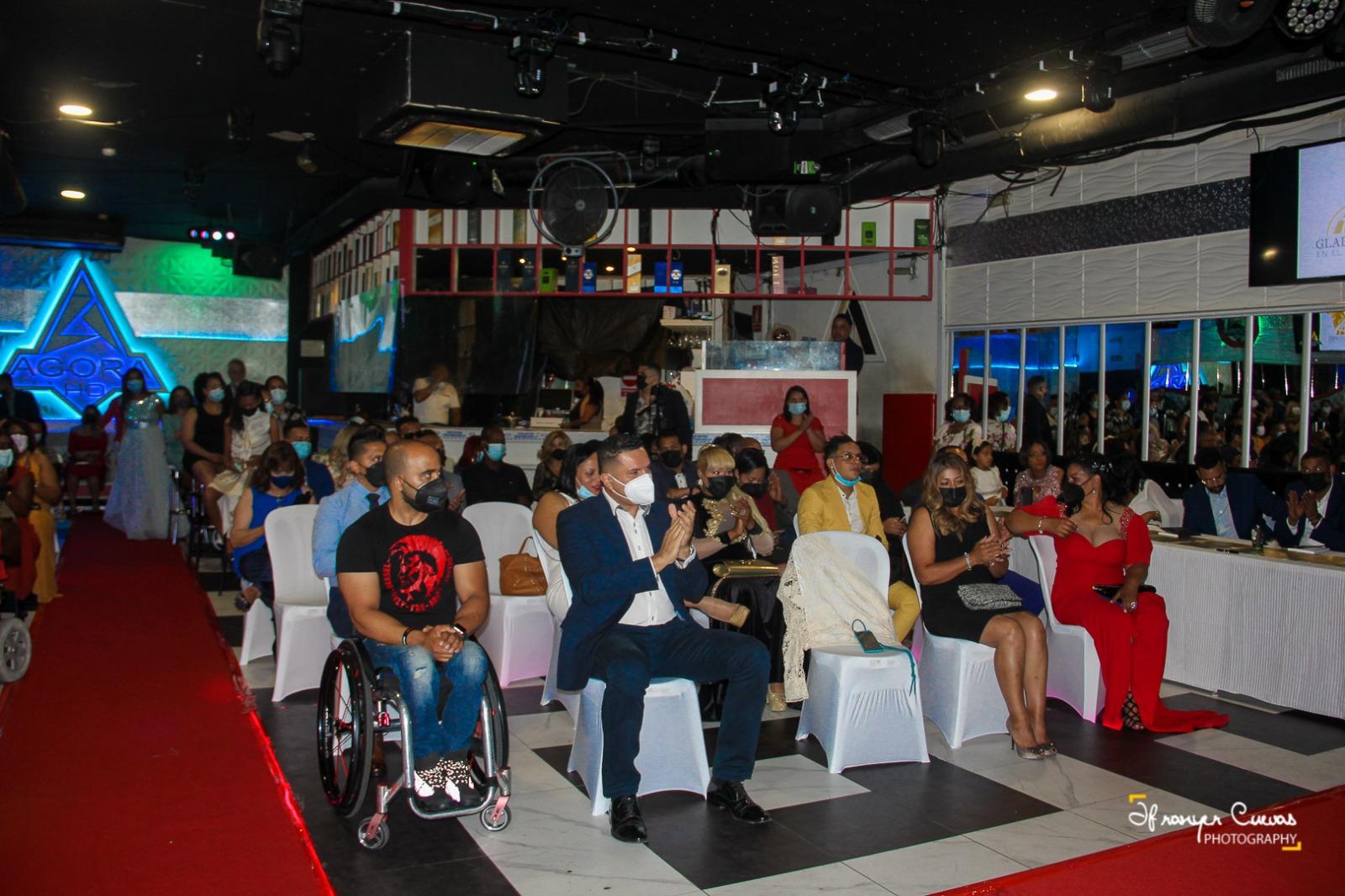 Realizan gala sexta edición de los Premios Gladiadores en el Extranjero 2021