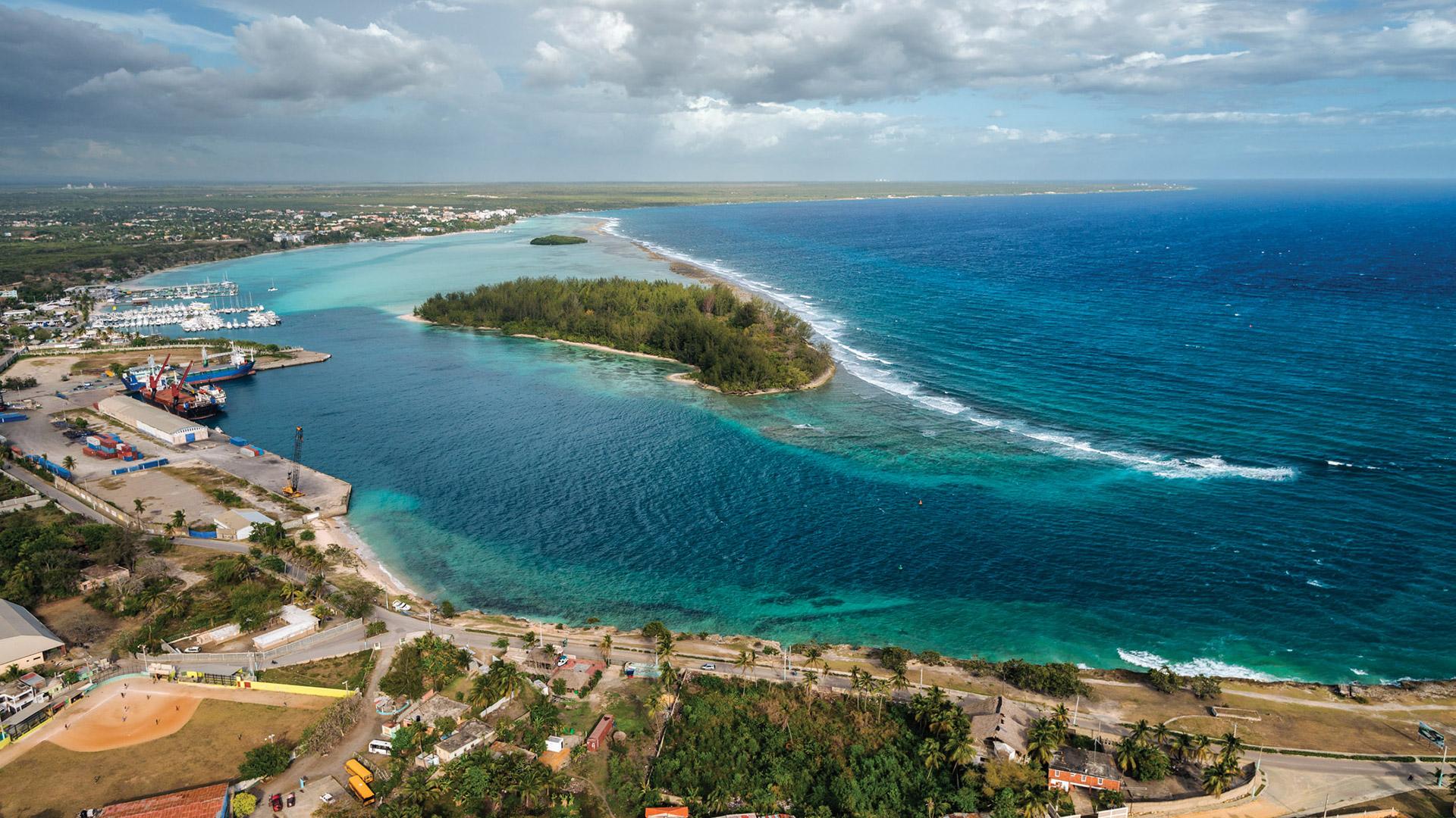 ¡Boca Chica crece! Destinarán tres millones de pesos para muelle de pescadores