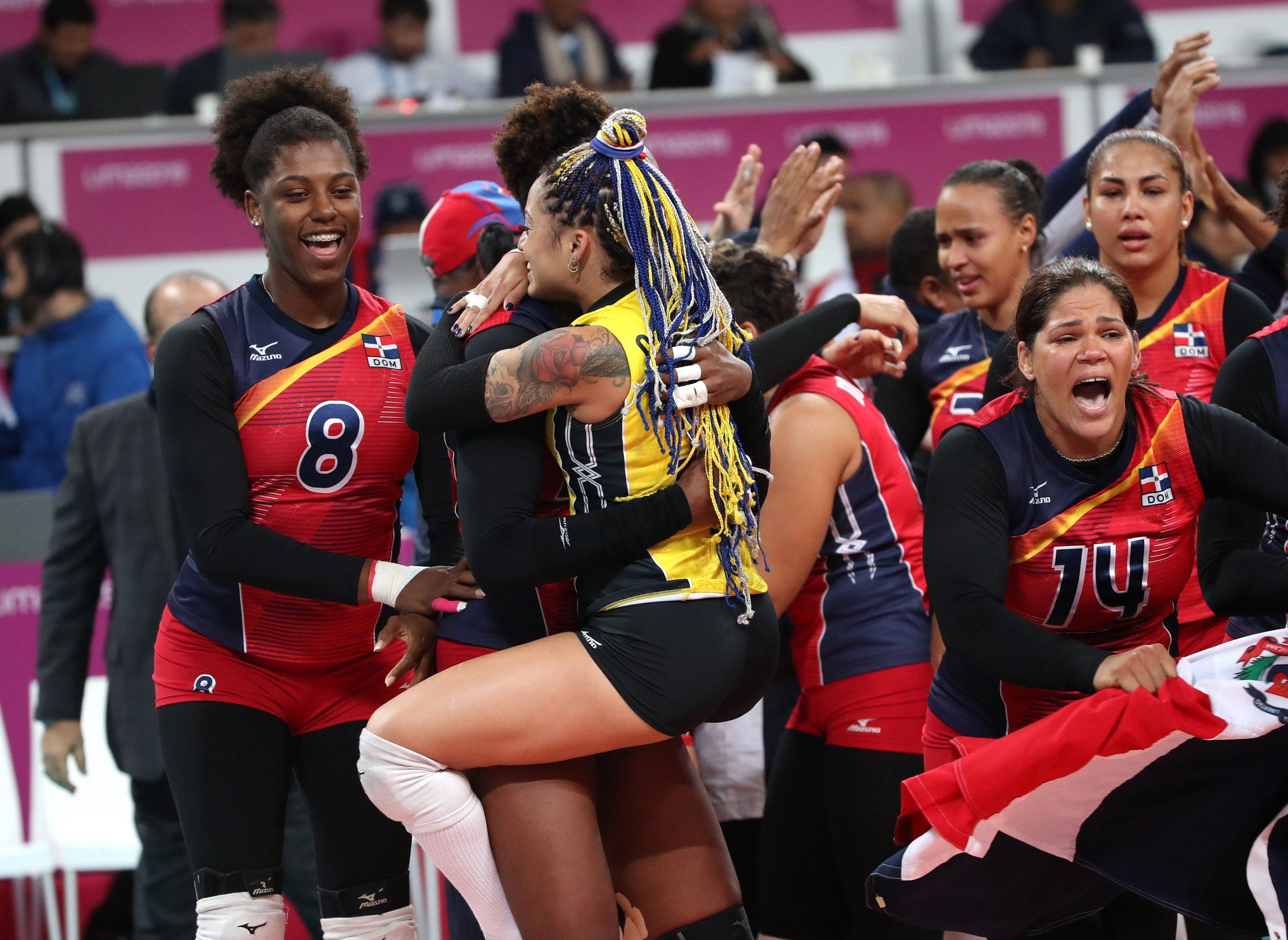 Las Reinas del Caribe, un equipo que eleva el nombre de República Dominicana