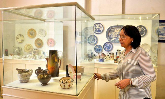 El Museo de Porcelana de la Zona Colonial es el único de Latinoamérica